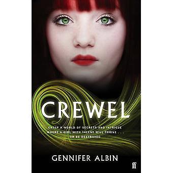 Crewel (Main) by Gennifer Albin - 9780571282890 Book