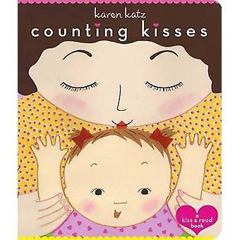 Counting Kisses by Karen Katz - 9780689856587 Book