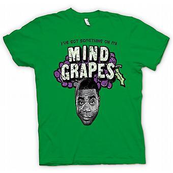 Kids T-shirt - Ive Got Something On My Mind Grapes