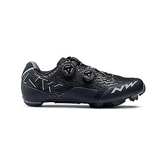 Northwave Black-Anthracite 2018 Rebel Womens MTB Shoe