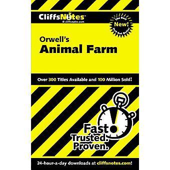Notes on Orwell's Animal Farm by Daniel Moran - 9780764586699 Book