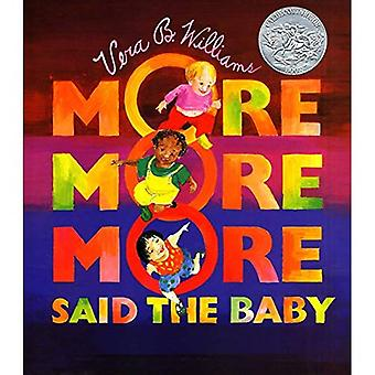 More More More Said the Baby: 3 Love Stories (Caldecott Collection)