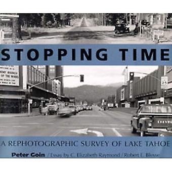 Tiempo de parada: Una encuesta de Rephotographic de Lake Tahoe