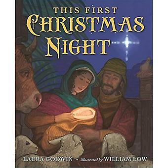 This First Christmas Night [Board book]