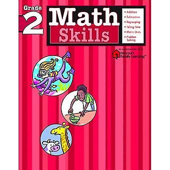 Mathvaardigheden: Rang 2 (Flash Kids Harcourt familie leren)