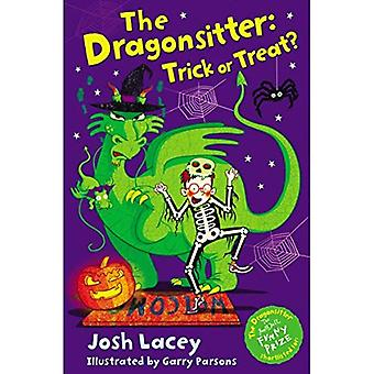 Le Dragonsitter: Trick or Treat? (Série Dragonsitter)