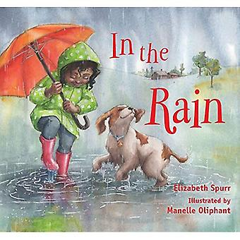 In the Rain (In the Weather) [Board book]