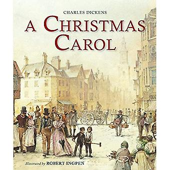 A Christmas Carol (Picture Hardback): Abridged Edition for Younger Readers (Abridged Classics)