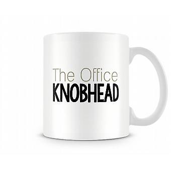 La oficina Kn ** cabeza de taza