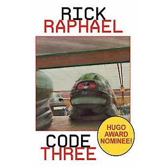 Código três Hugo Award candidato por Raphael & Rick