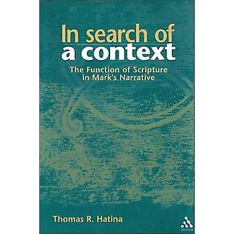 Auf der Suche nach einem Kontext durch Hatina & Thomas