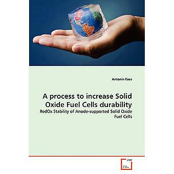 A process to increase Solid Oxide Fuel Cells durability by Faes & Antonin