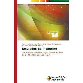 Emulses de Pickering by Pena Muniz Marcos Antonio