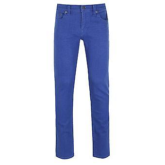 True Religion Rocco No Flap Indigo Denim Jeans