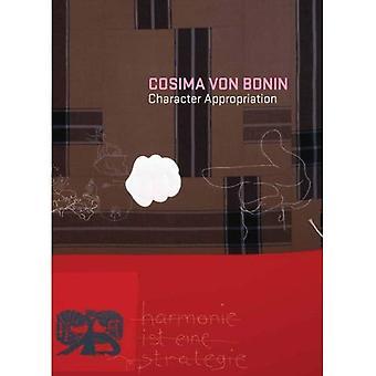 Cosima von Bonin: appropriazione del carattere