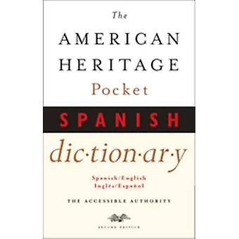 The American Heritage Pocket Spanish Dictionary - Spanish/English - En