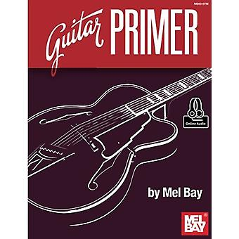 Guitar Primer by Mel Bay - 9780786698080 Book