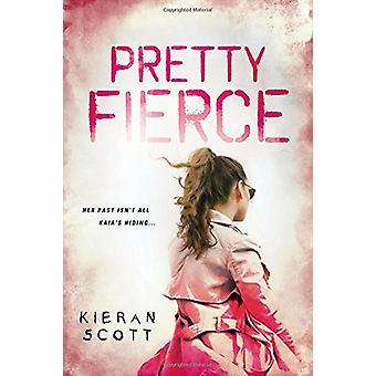 Pretty Fierce by Kieran Scott - 9781492637981 Book