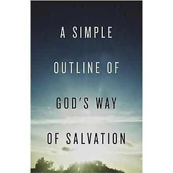 A Simple Outline of God's Way of Salvation (Pack of 25) by Crossway B