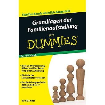 Grundlagen der Familienaufstellung Fur Dummies Pocketbuch by Paul Gam