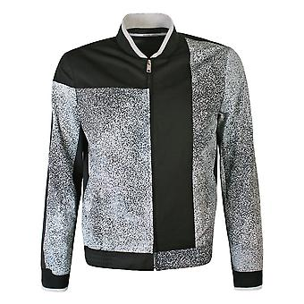 Kenzo Printed Cotton Bomber Jacket