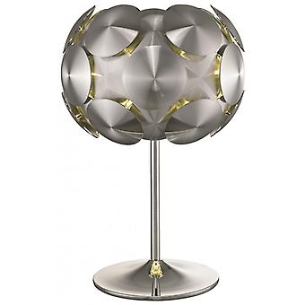 Table Lamp Luminaire In Chrome