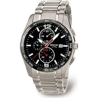 Boccia Titanium mens watch 3767-02