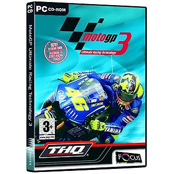 Moto GP Ultimate Racing Technology 3 (PC CD) - Factory Sealed