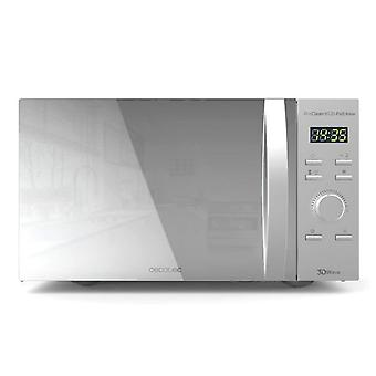 Microwave with grill ProClean Cecotec 6120 23 L silver 800W