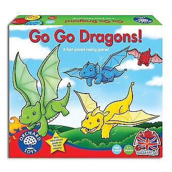 Orchard Toys Go Go Drachen! Brettspiel
