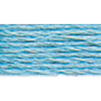 Dmc Pearl Cotton Skeins Size 3  16.4 Yards Sky Blue 115 3 519