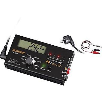 Scale model battery charger 12 V 3 A Power Peak Power Peak A4 EQ-LCD NiCd, NiMH, LiPolymer