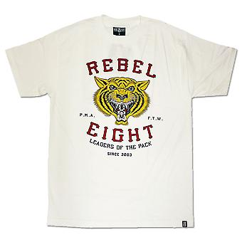 Rebel8 Leaders Of The Pack T-shirt White