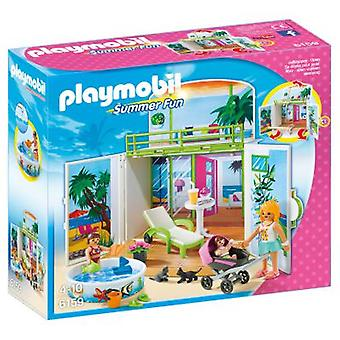 Playmobil Chest 6159 Bungalow on the Beach