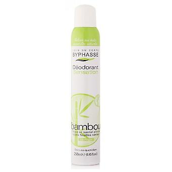 Byphasse Desodorante Spray Women Bambu 250Ml