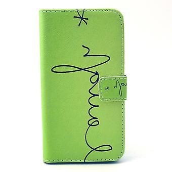 Gorgeous leather PU cover with support for Kiritkumar Getaway