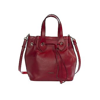 Trussardi woman's handbag, genuine leather Pouch bag Smooth, 100% 26x29x19 dollar and Calf-Cm