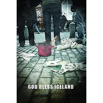God Bless Iceland Movie Poster (11 x 17)