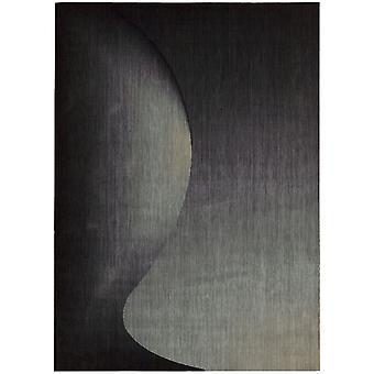Artes radiante alfombras Ra01 Onyx