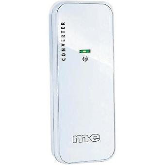Wireless door bell Converter m-e modern-electronics Bell 212 TX