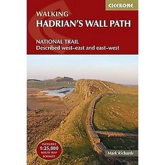 Hadrians Wall Path 9781852845575 by Mark Richards