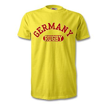 Germany Rugby T-Shirt