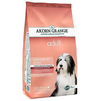 Arden Grange voksen fersk laks & ris 2kg