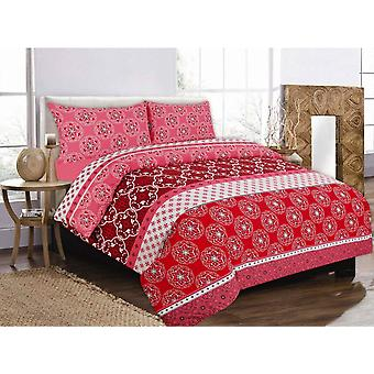 Robyn stampato piumino Quilt Cover Bedding Set