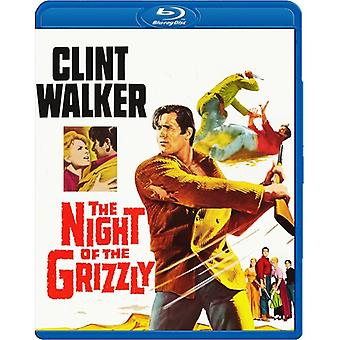 Natten av Grizzly [Blu-ray] [BLU-RAY] USA import
