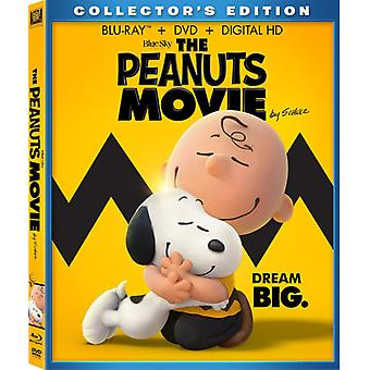Peanuts Movie [Blu-ray] USA import