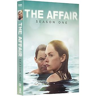 Affair: Season One [DVD] USA import