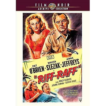 Riffraff (1947) [DVD] USA import