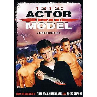 1313: skuespiller skråstreg Model [DVD] USA importerer