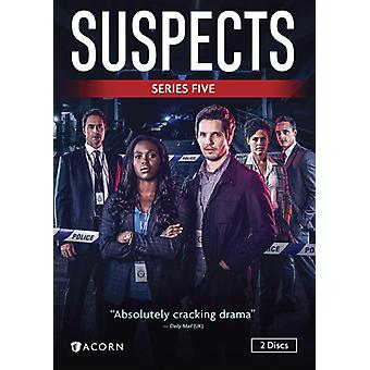 Suspects: Series 5 [DVD] USA import